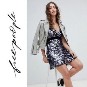 🆕️ Free People Lilac Siren Sequin Dress